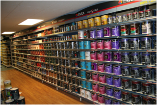 Grey-Bruce-Interior-Paint-Display
